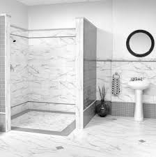Small Black And White Tile Bathroom Bathroom Shower Tile Ideas Marble Tile For Small Bathrooms Tile
