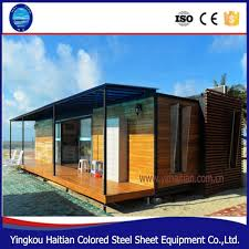 shipping container home design kit quickly erected prefabricated wooden house price kit price low