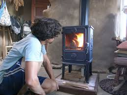 Best Wood Fireplace Insert Review by Wood Burning Stoves For Small Houses