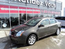 nissan sedan 2008 used 2008 nissan sentra 2 0s at rendez vous nissan 9920 0