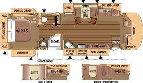 Motorhome Floor Plans Rialta Motorhome Floor Plans Campers Pinterest Motorhome