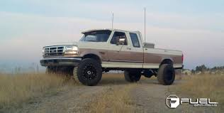 Ford F250 Truck Wheels - ford f 250 super duty hostage d532 gallery fuel off road wheels
