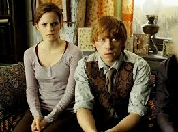harry potter hermione ron and hemione would be divorced rupert grint devastates harry