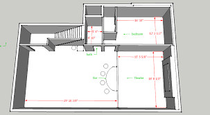 Small Basement Layout Ideas Brilliant Small Basement Layout Ideas The Plan Home Interior