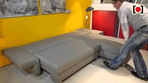 schlafsofa signet good life sofa von signet youtube