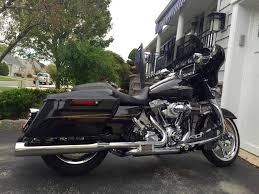 Vance And Hines Dresser Duals by Harley Davidson Street Glide In New Jersey For Sale Used