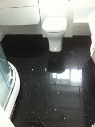 Black Bathroom Floor Tiles Black Bathroom Floor Tiles Black And White Tile Bathroom Top 10