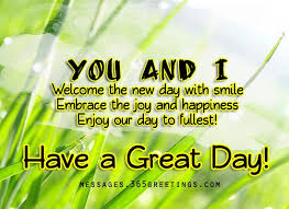 sweet morning messages messages greetings and wishes 34785
