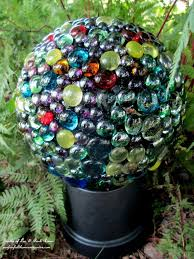 Gazing Balls Garden Fun And Whimsical Do It Yourself Gardening Projects To Brighten