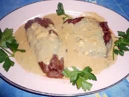 cuisine auvergne recette de steak au bleu d auvergne