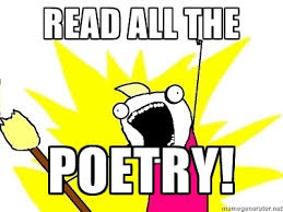 Poetry Meme - 20 signs that confirm you were born to be a poet