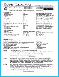 15 beginner actor resume 1000 images about baby modeling on