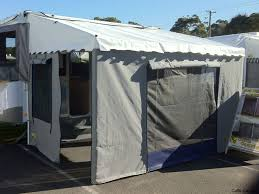 Caravan Rollout Awnings Jayco Basestation Rear Annexe Basestation Annexes Toy Hauler