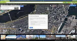 Google Maps Boston Ma by Featured Binary Wasteland