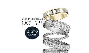wedding bands cincinnati wedding band sale bogo richter phillips jewelers cincinnati