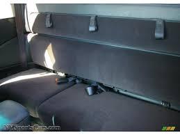 Dodge Dakota Truck Seats - club cab rear seat conversion dodgeforum com