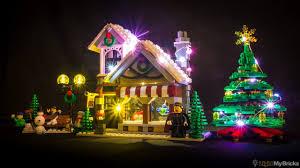 lego winter shop 10249 led lighting kit lego light kit