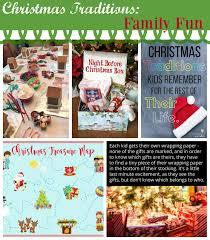 christmas tradition ideas the scrap shoppe