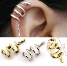 cartilage earrings men buy cartilage snake earring and get free shipping on aliexpress