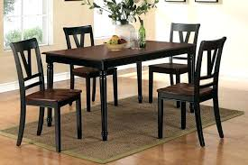 Teak Wood Dining Tables Dining Table Dark Brown Wooden Dining Table For Hardwood Floors