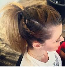 Hochsteckfrisurenen Einfach by 20 Ideen Lässige Hochsteckfrisuren Für Lange Haare Haar Frisuren