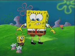 spongebob halloween background my free wallpapers cartoons wallpaper spongebob square pants