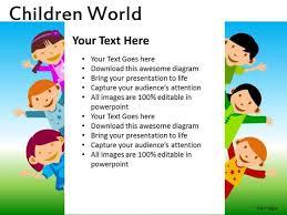 powerpoint children u0027s book template tomium info