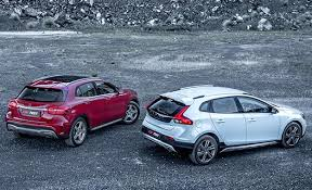 mercedes cross country mercedes gla200 vs volvo v40 carmag co za