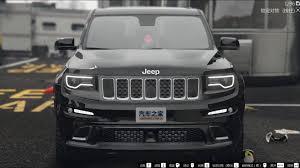 jeep srt 2008 2014 jeep grand cherokee srt gta5 mods com