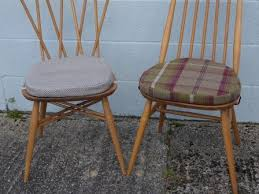 Ercol Dining Chair Seat Pads Safefoam Replacement Foam Cushion Suppliers Footstools