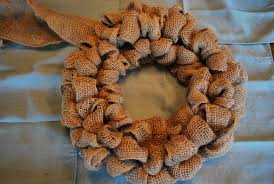 burlap wreath tutorial a gathering place