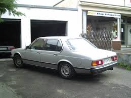 1981 bmw 745i e23 related infomation specifications weili