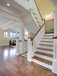 Oak Banisters And Handrails Oak Handrail And Newel Posts Houzz