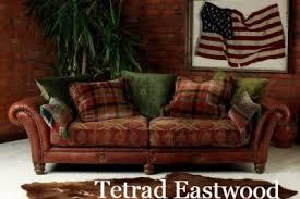 Sofa Leather Fabric Leather And Fabric Armchair Kwameanane