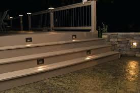 stair tread lighting u2013 contemplative cat