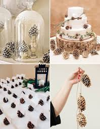 winter wedding decorations 5 simple inexpensive winter wedding decor ideas onefabday