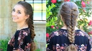 cute girl hairstyles how to french braid et télécharger faux french braid cute girls hairstyles en mp3