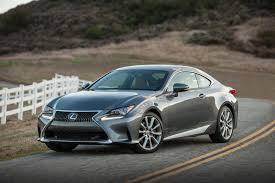 lexus is 200t awd 2016 lexus rc coupe revealed gets 200t model with 241 hp 2 liter