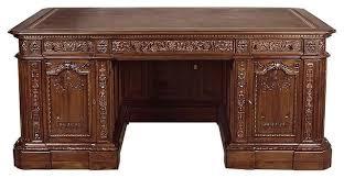 Presidential Desks Presidents Hms Resolute Desk Victorian Desks And Hutches By