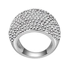 crystal pave rings images Ring tr20019_austria crystal ring_ring_wholesale jewelry swarovski jpg