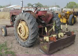 massey harris 444 g1rf tractor item g5695 sold may 8 ag