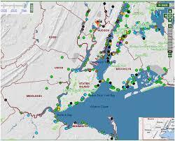 nyc oasis map york jersey harbor estuary program about the estuary