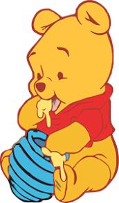 pooh logo vectors free download