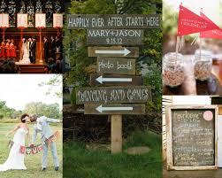 signs signs everywhere eco beautiful weddings u2013 the e magazine