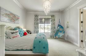Aqua Color Bedroom 20 Cool Hanging Chairs For The Bedroom Designing Idea