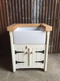 Sink Units Kitchen Pine Freestanding Kitchen Handmade Belfast Butler Sink Unit