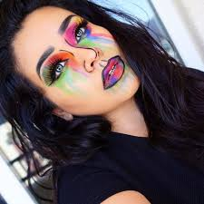 best 25 fun makeup ideas on pinterest sparkle makeup bright