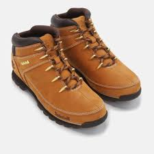 shop brown timberland euro sprint hiker boot for mens by