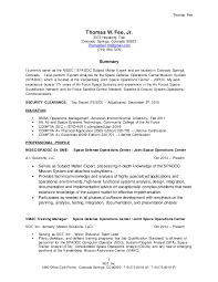 Resume For Computer Operator Job by Spadoc Sme Resume 2016