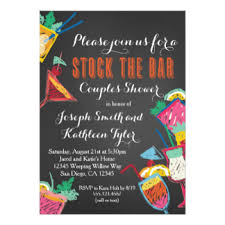 couples wedding shower invitations couples wedding shower gifts on zazzle
